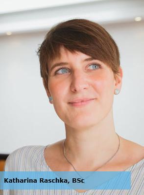Vortragende Katharina Raschka