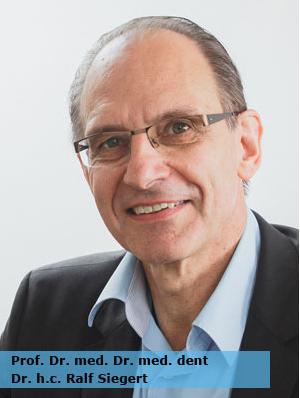 Vortragender Ralf Siegert