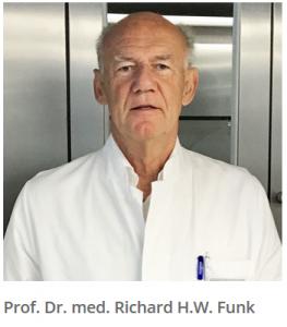 Dr. Richarf Funk als Fachreferent