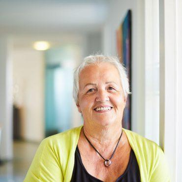 Mitarbeiterstimme Margit Puck